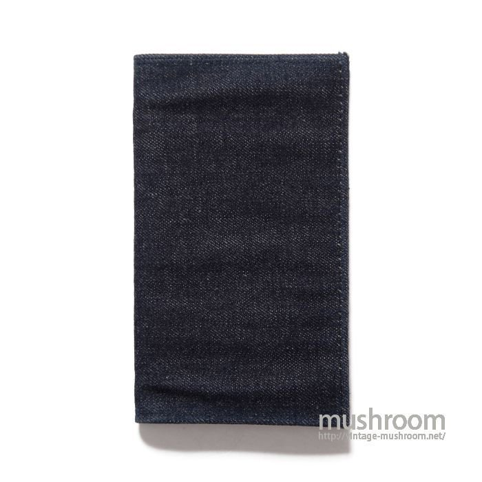 LEVI'S EMPLOYEE NOTEBOOK CARD HOLDER( DEADSTOCK/5 )