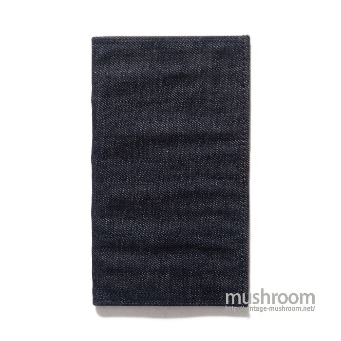 LEVI'S EMPLOYEE NOTEBOOK CARD HOLDER( DEADSTOCK/6 )