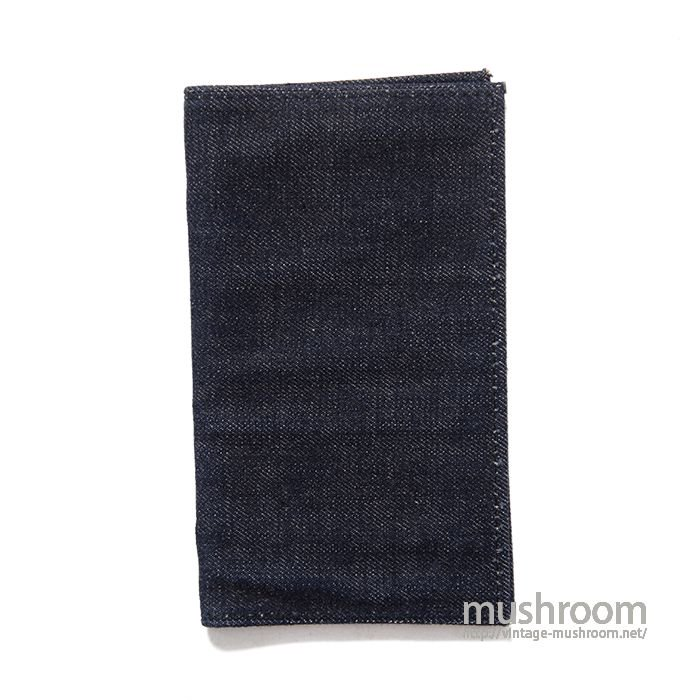 LEVI'S EMPLOYEE NOTEBOOK CARD HOLDER( DEADSTOCK/7 )