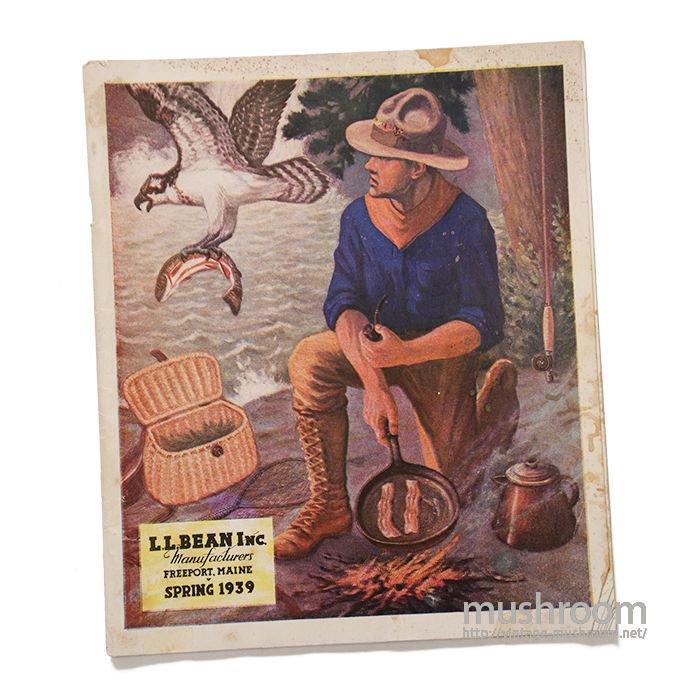 L.L.BEAN 1939 SPRING CATALOG