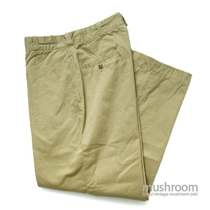 U.S.ARMY CHINO TROUSER( W32/L33/MINT )