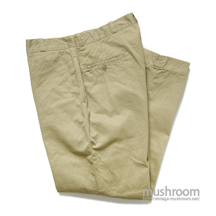 U.S.ARMY CHINO TROUSER( W36/L29/MINT )