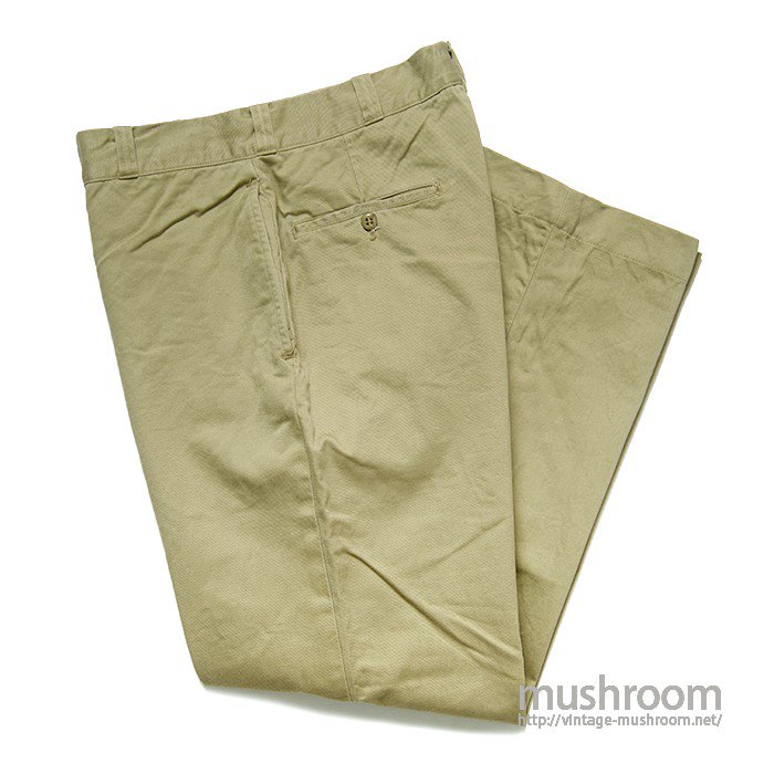 U.S.ARMY CHINO TROUSER( W32/L30/MINT )