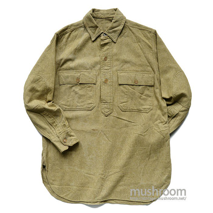 WW1-WW2 U.S.ARMY WOOL SHIRT