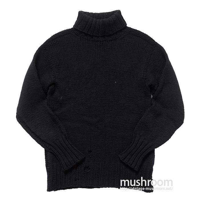 AMERICAN RED CROSS TURTLE-NECK SWEATER