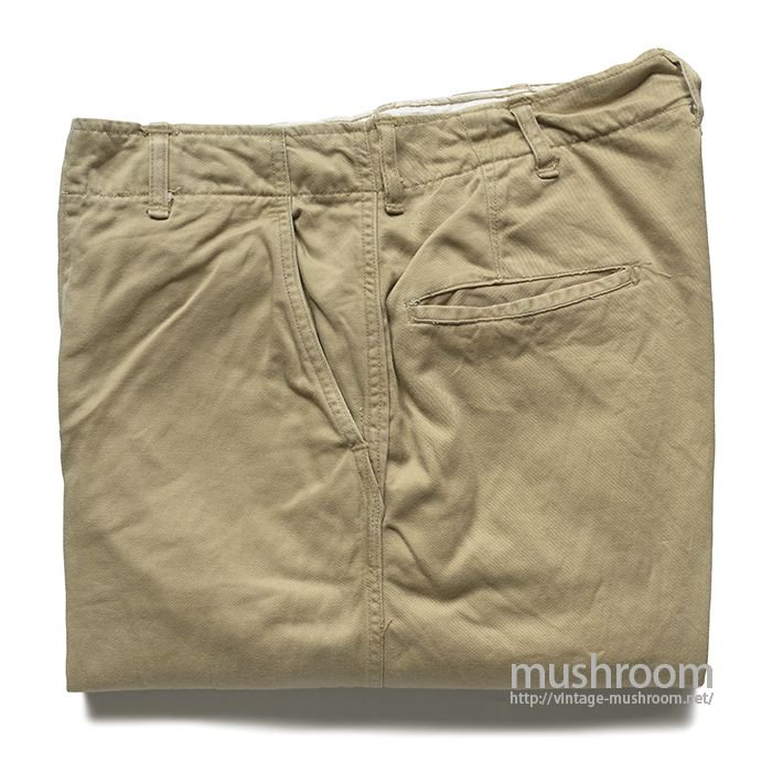 U.S.ARMY CHINO TROUSER( W34/L35/MINT )
