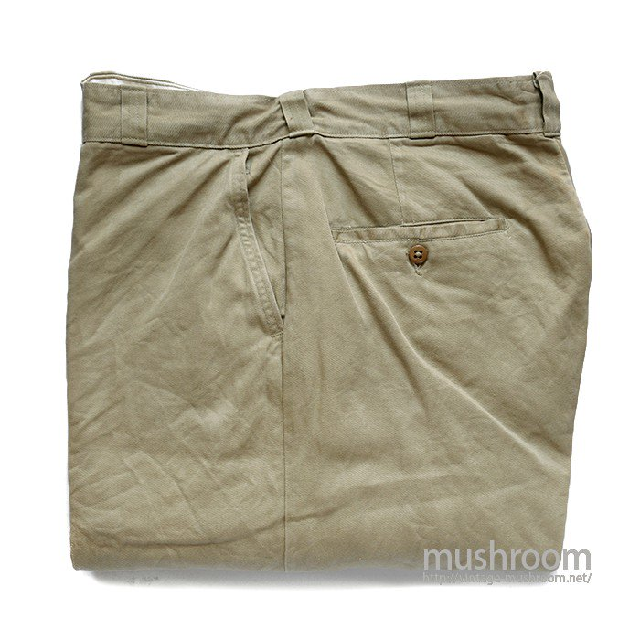U.S.ARMY CHINO TROUSER( W33/L33/MINT )
