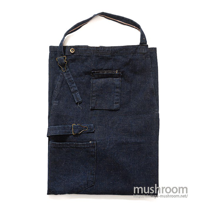 DUBBLEWARE DENIM WORK APRON