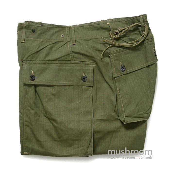 WW2 USMC M-44 HBT TROUSERS( 38/DEADSTOCK )