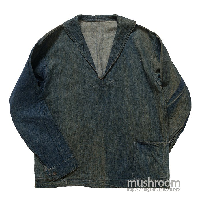 WW1 U.S.NAVAL CLOTHING FACTORY DUNGAREE DENIM JKT