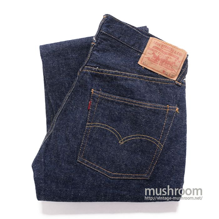 LEVI'S 501E ATYPE JEANS( R TAB/1WASHED )