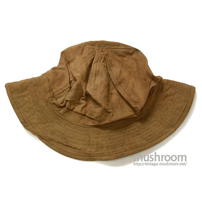 WW1 U.S.ARMY COTTON HAT( DEADSTOCK )