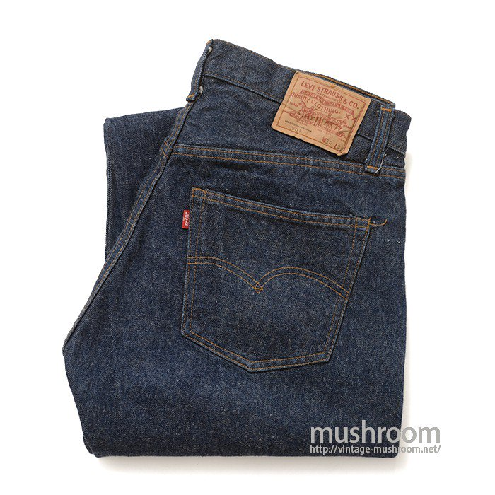 LEVI'S 501 66後期 JEANS( W34/L31/ONE-WASHED )