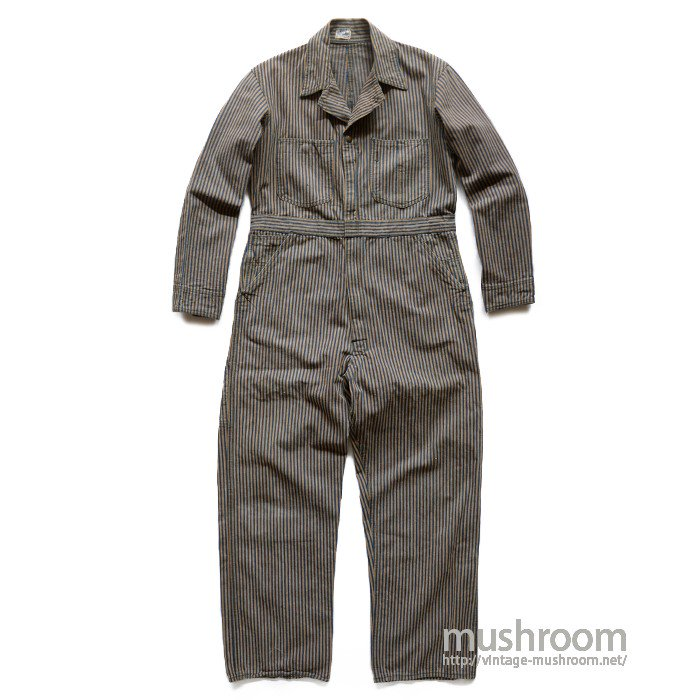Lee UNION ALLS ALL IN ONE WITH HOOKLESS TALON ZIPPER