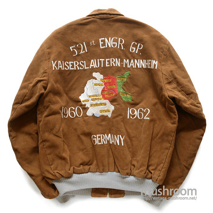 OLD GERMANY TOUR JACKET( 1960-1962 )