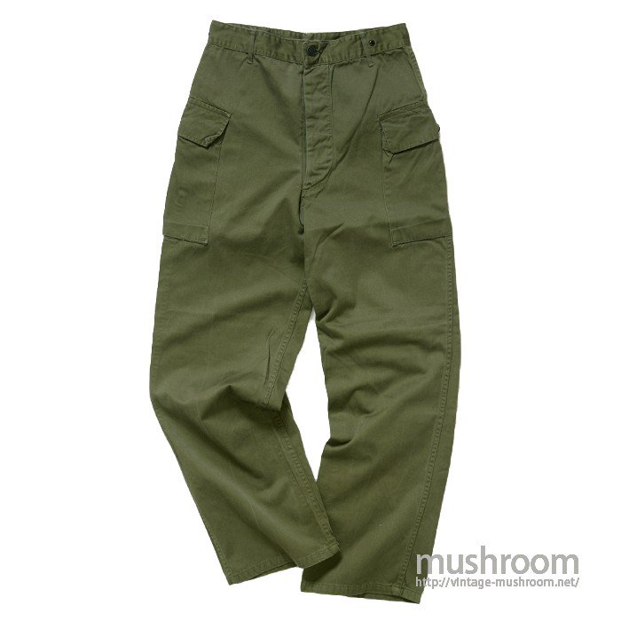 U.S.ARMY M-42 TWO-POCKET CTTON TWILL TROUSERS
