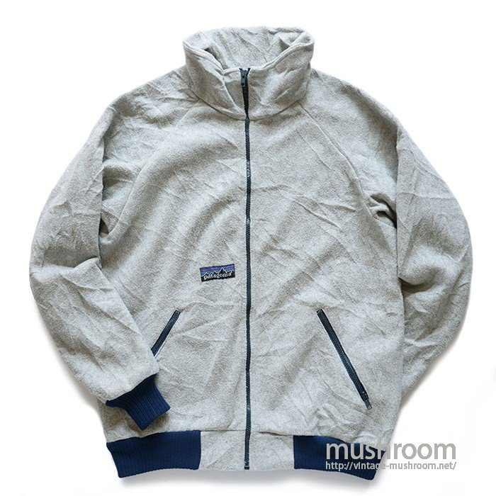 OLD PATAGONIA FLEECE JACKET( UNUSUAL TAG )