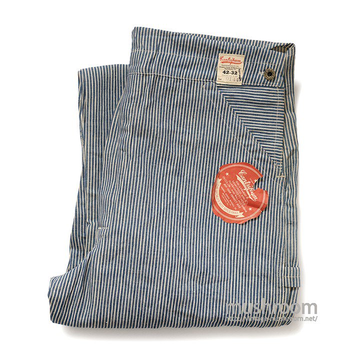 CANTRIPUM HICKORY-STRIPE OVERALL( DEADSTOCK )