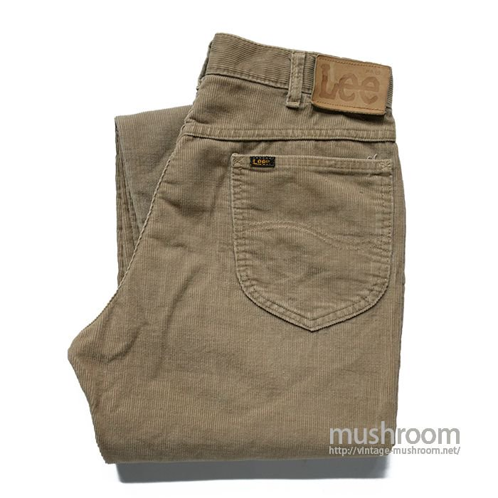 Lee CORDUROY PANTS(31-32)