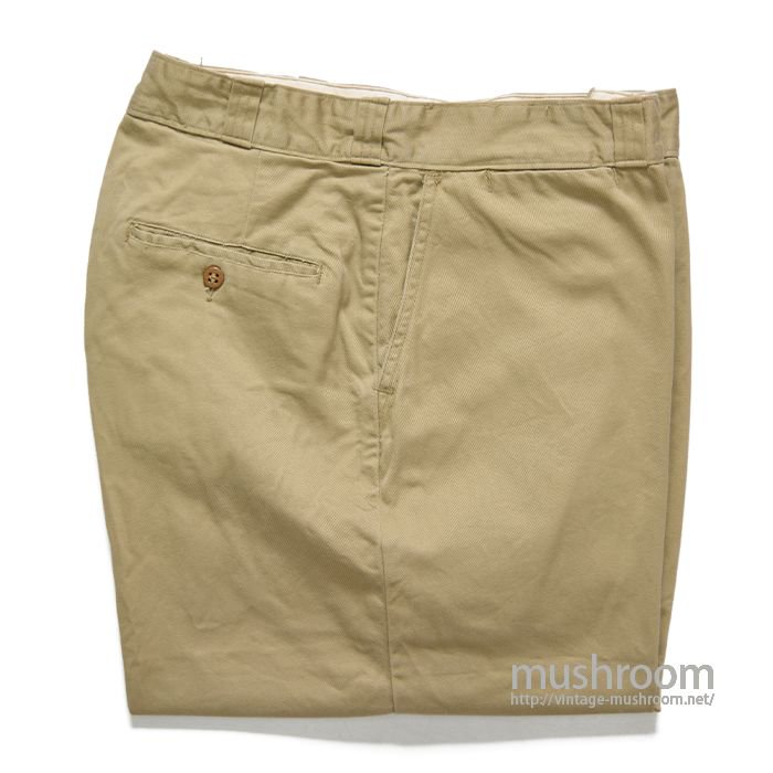 U.S.ARMY CHINO TROUSER( MINT )