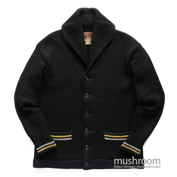 USMA WEST POINT CADET SHAWLCOLLER CARDIGAN( MINT )