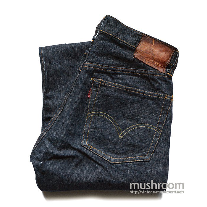 LEVI'S 501XX JEANS( ONE SIDE TAB/1WASH )