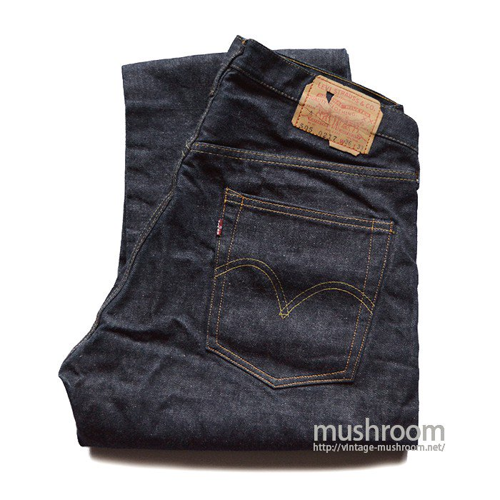 LEVI'S 505E A-TYPE JEANS( W36/L33/ONE-WASHED )