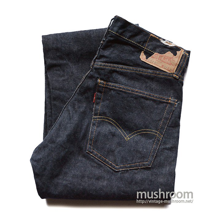 LEVI'S 551B JEANS( W32L32/ONE-WASHED )