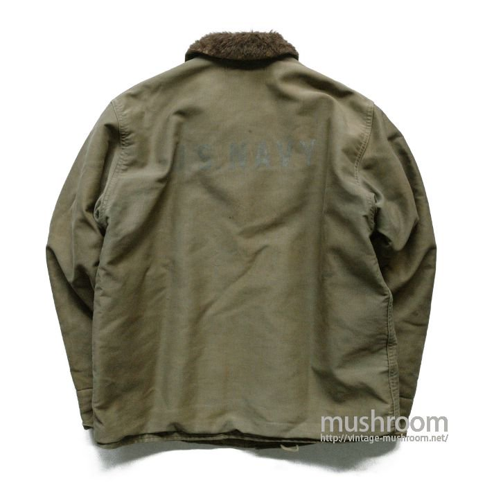 USN NAF-1168 DECK JACKET