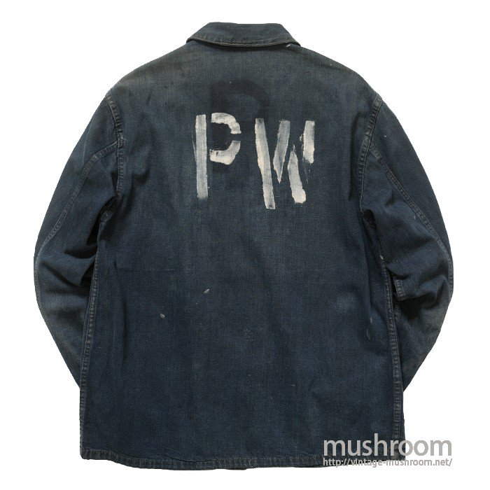 U.S.ARMY PW DENIM JACKET