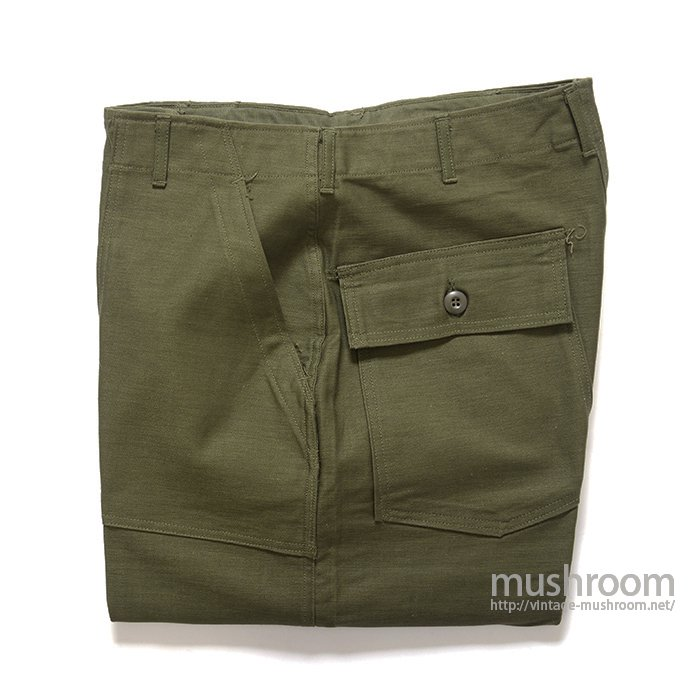 U.S.MILITARY UTILITY COTTON TROUSER( 36-31/DEADSTOCK )