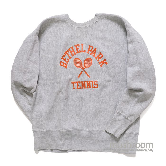 CHAMPION COLLEGE REVERSE WEAVE( L/ONE-COLOR TAG)