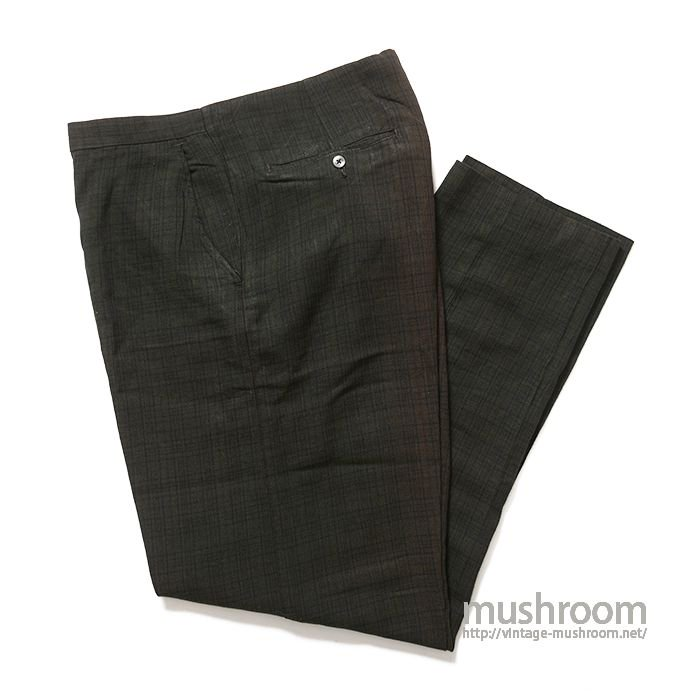 LEVI'S SPORTSWEAR TAPERED TROUSERS