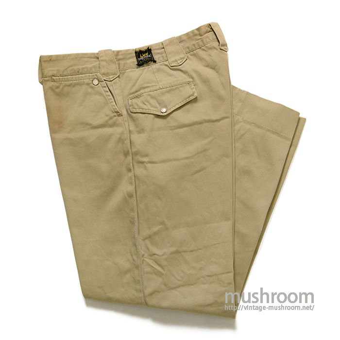 Lee CHETOPA WORK PANTS