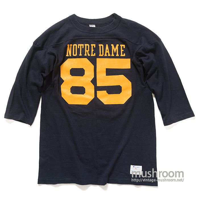 CHAMPION COLLEGE FOOTBALL T-SHIRT( L/MINT )