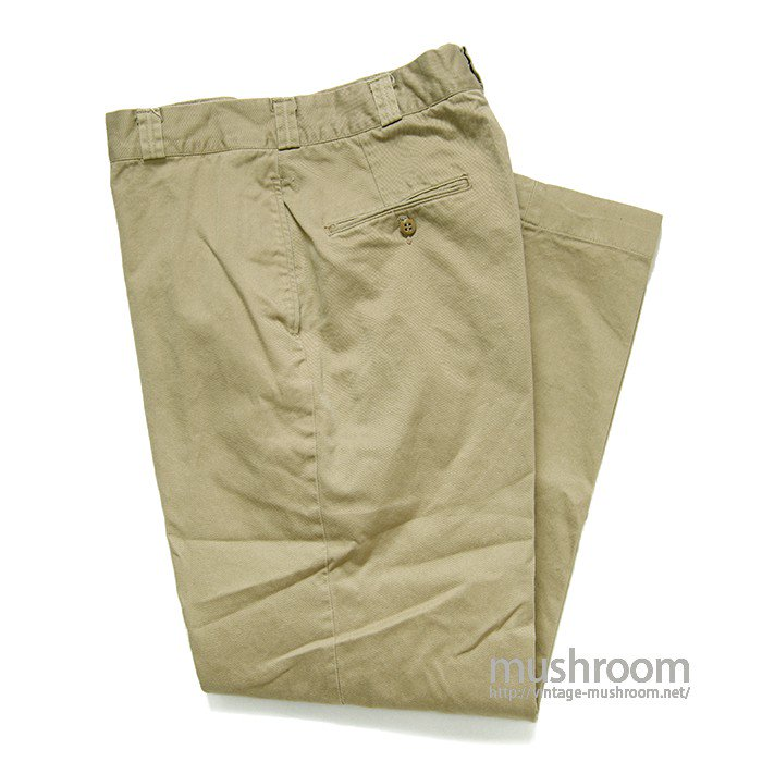U.S.ARMY CHINO TROUSER( W33/L31/MINT )