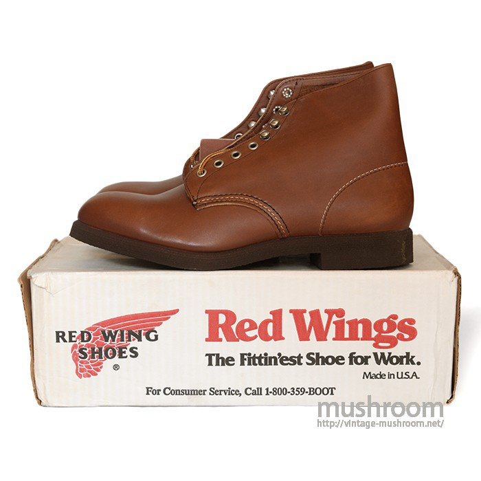 RED WING 2126 BOOTS( 8 1/2H/DEADSTOCK )