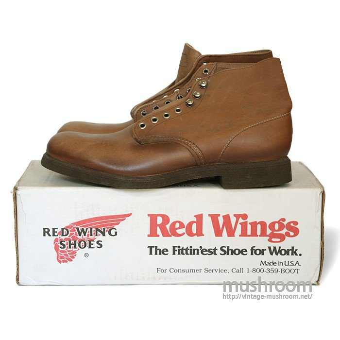 RED WING 2126 BOOTS( 8 1/2D/DEADSTOCK )