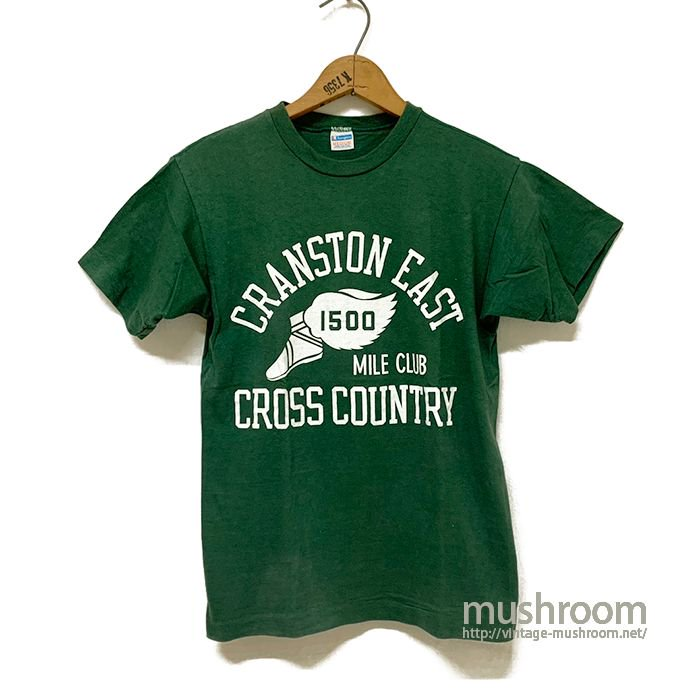 CHAMPION COLLEGE T-SHIRT( M/MINT )