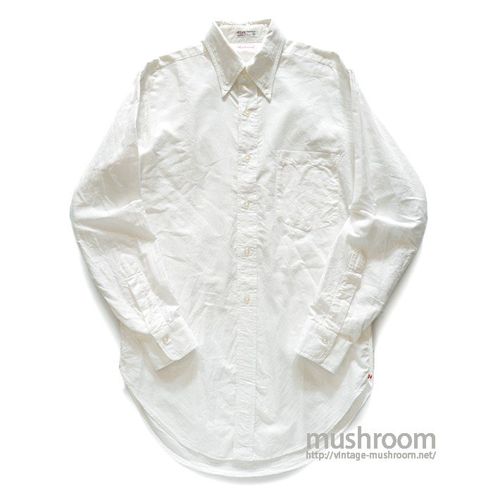 HATHAWAY WHITE COTTON BD SHIRT