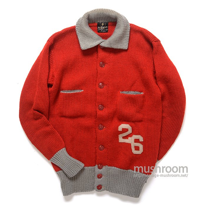PERFECTION KNITTING MIILS TWO TONE KINT JACKET