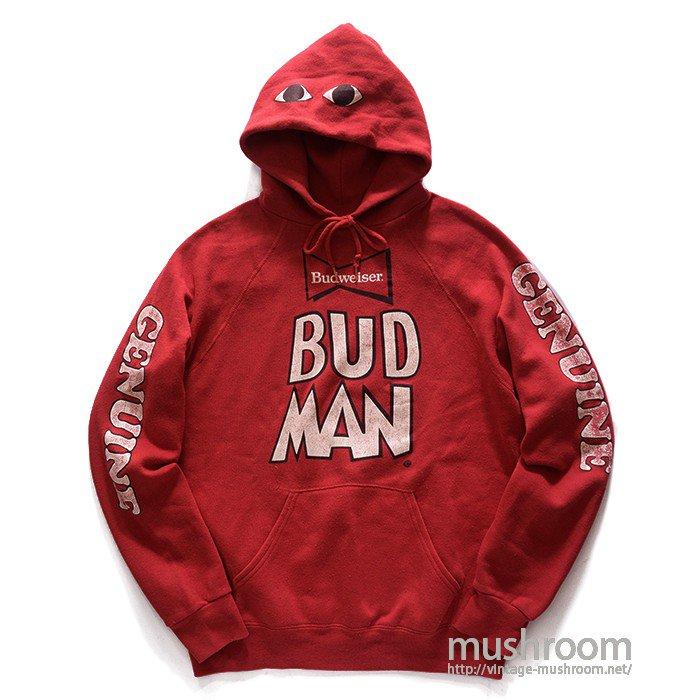 BUDMAN SWEAT HOODY