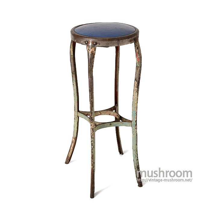 UHL ART STEEL FURNITURE SODA FOUNTAIN STOOL