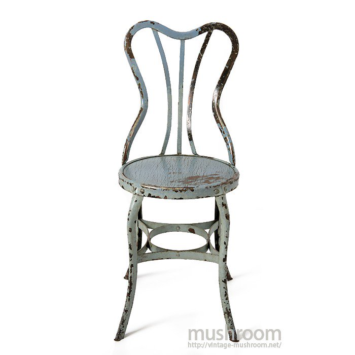UHL STEEL FURNITURE CAFE'S CHAIR