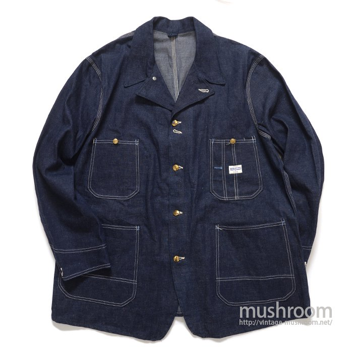 HERCULES DENIM COVERALL( 46/DEASTOCK )