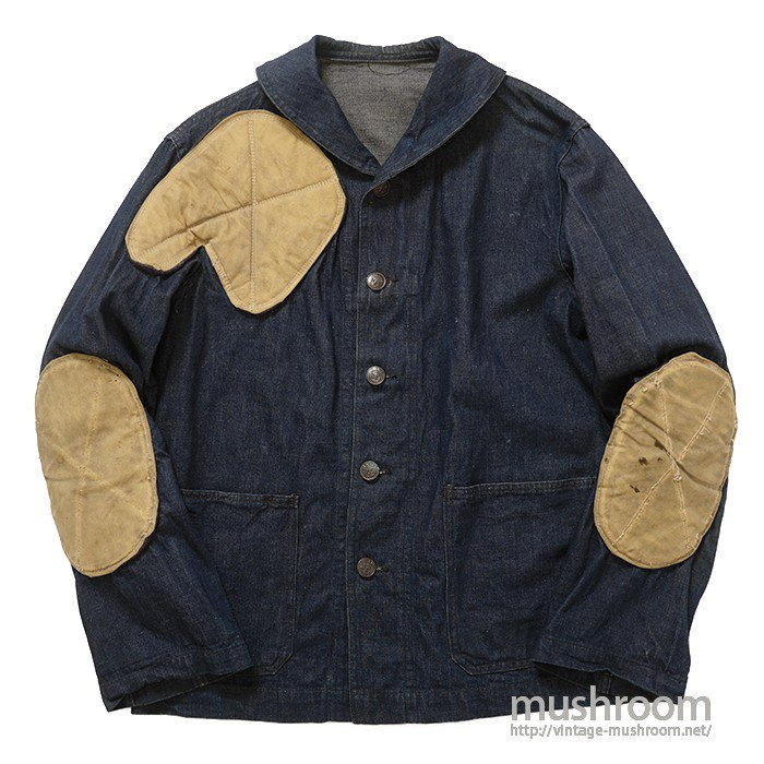 SEABEES SHOOTING JACKET( MINT )