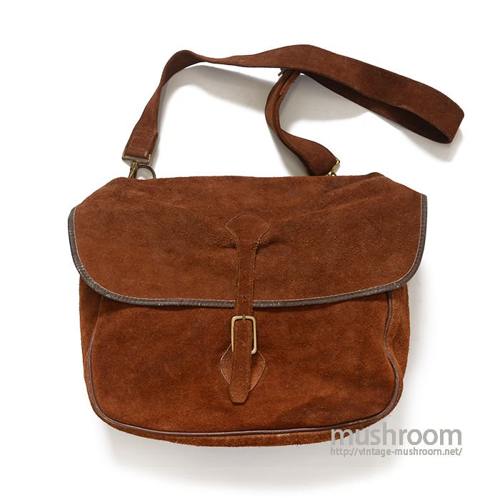 BEAN'S SUEDE MUSETTE BAGS