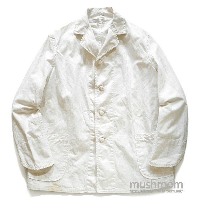 U.S.MLITARY BAKER'S&COOK'S WORK JACKET