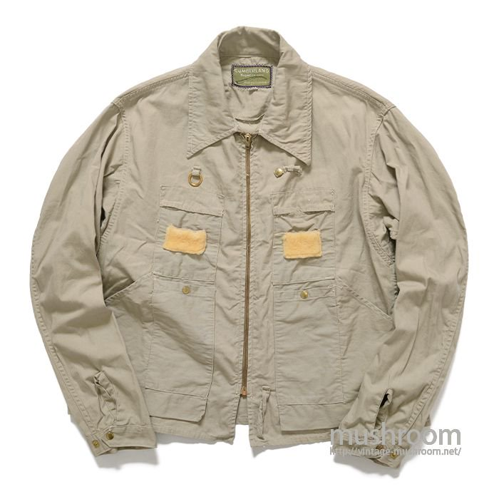 CUMBERLAND FISHING JACKET