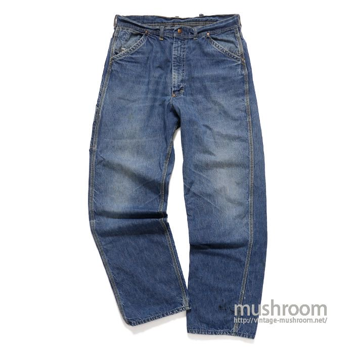 Lee 191Z DUNGAREE DENIM PAINTER PANTS